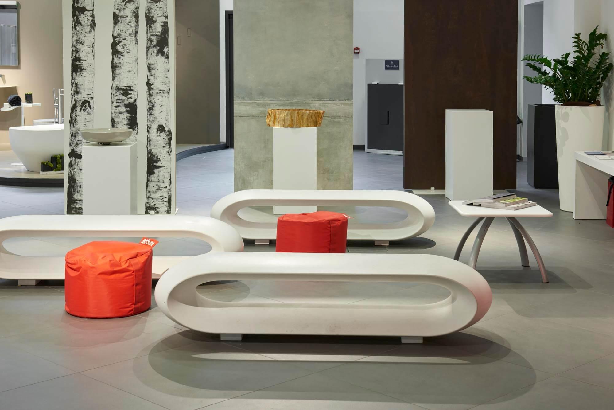 Showroom SVAI_Caselle_arredo ufficio sedute design