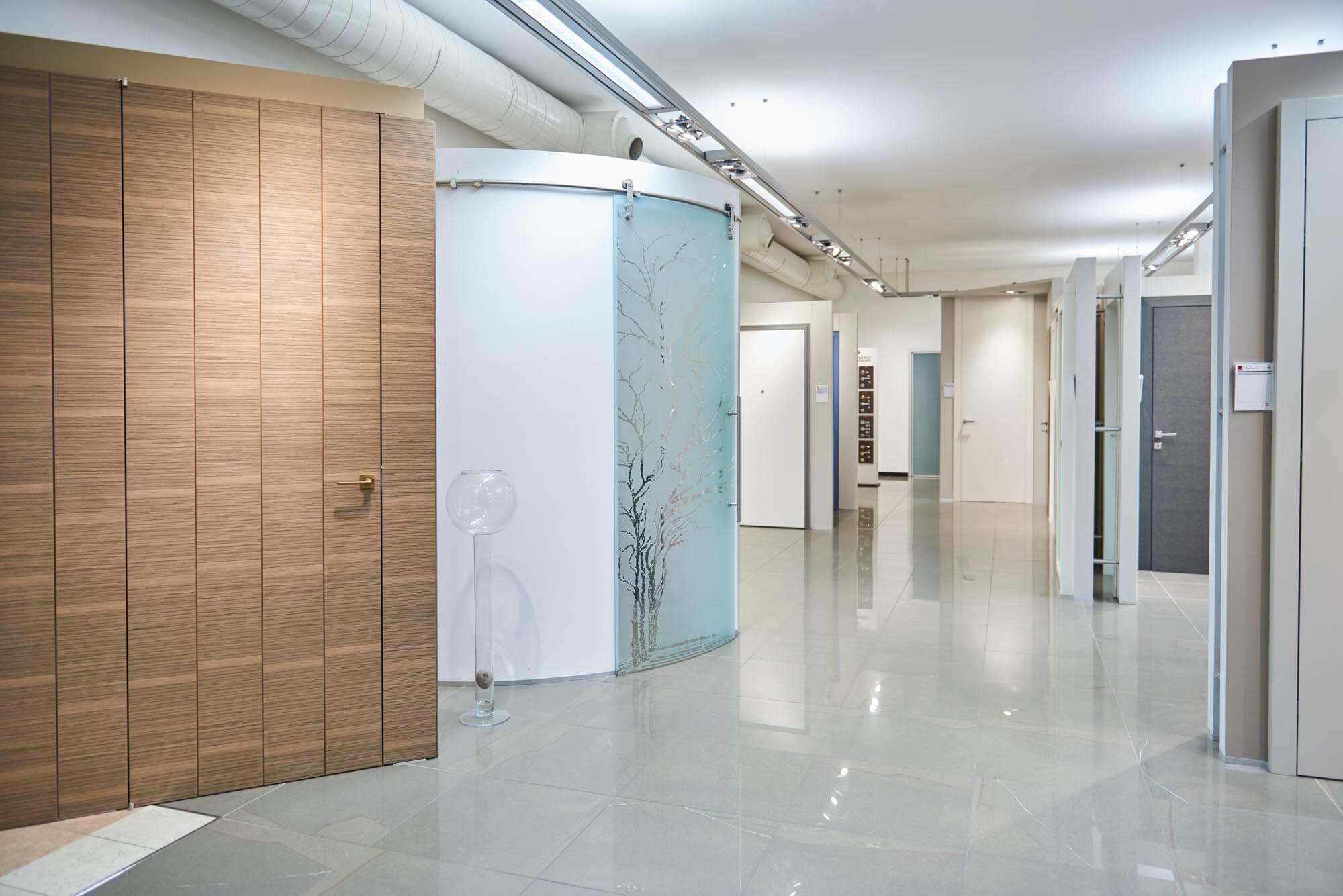 Showroom SVAI_Caselle_porte
