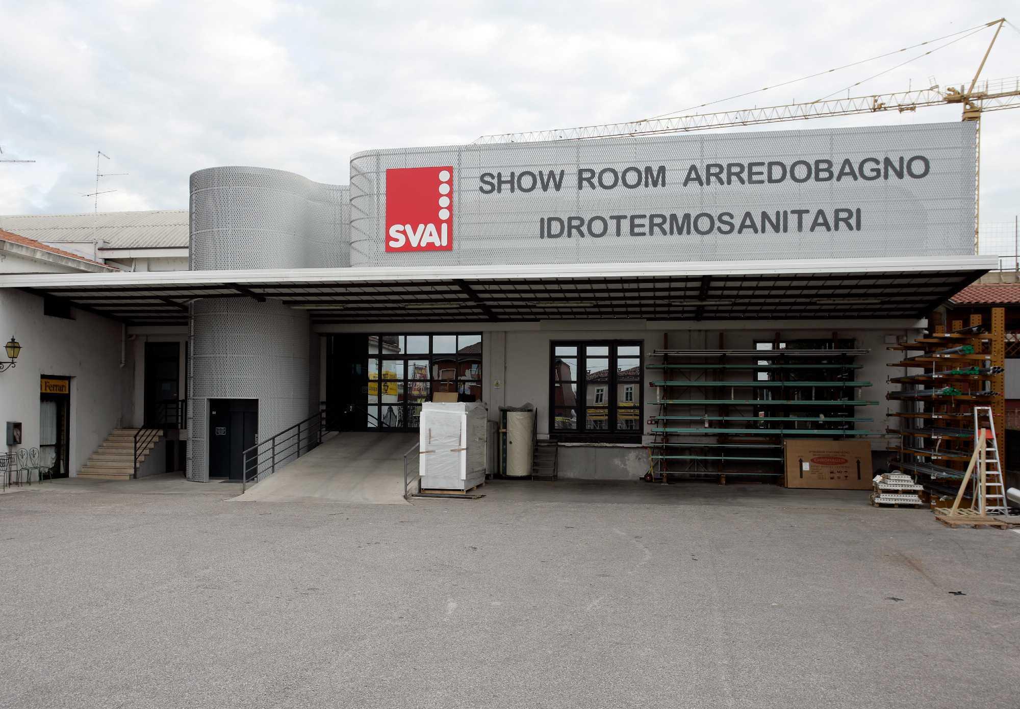 Showroom SVAI_Colognola