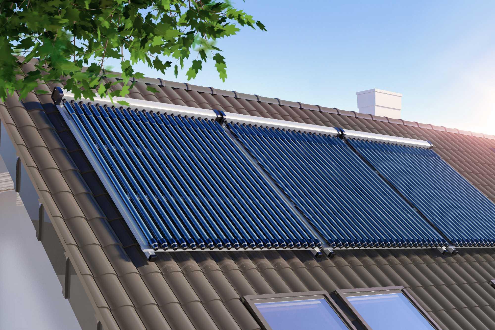 energia rinnovabile SVAI_pannelli solari termici