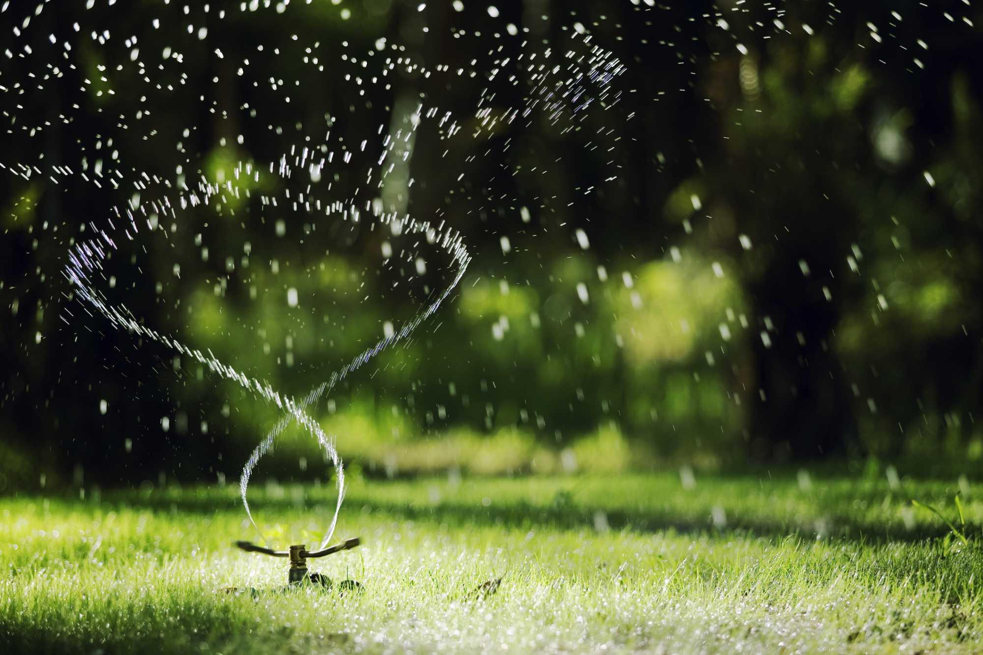 irrigazione SVAI_irrigazione girandola giardino