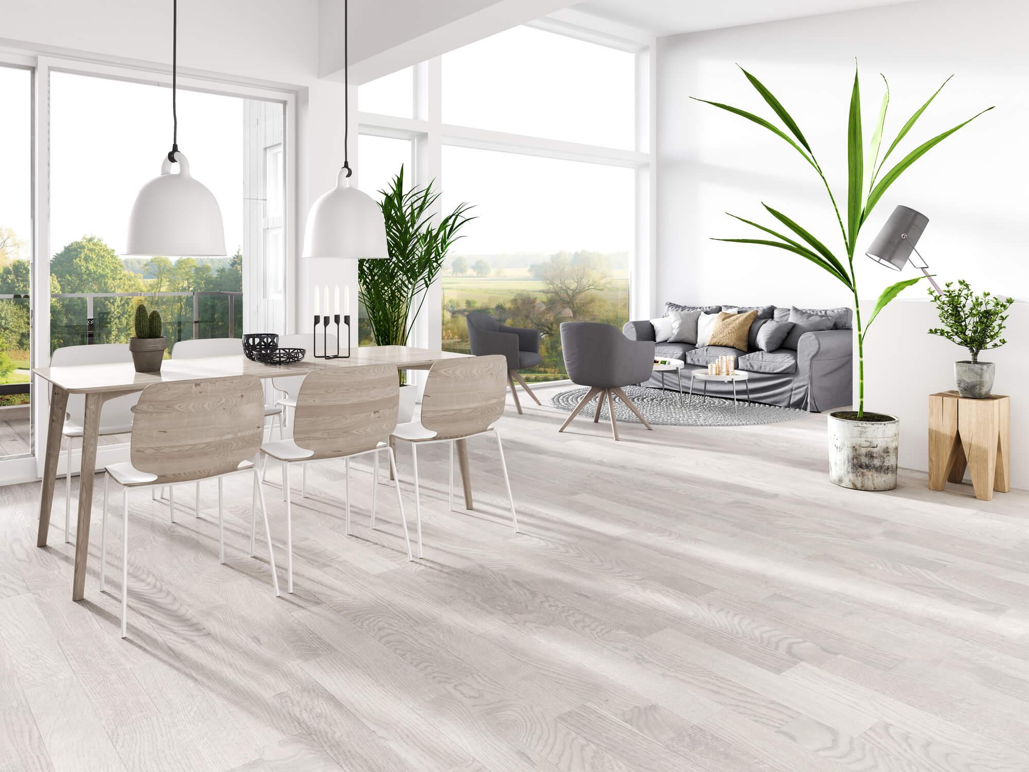 pavimenti e rivestimenti SVAI_Laminato grigio chiaro