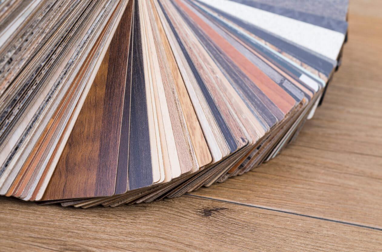 pavimenti e rivestimenti SVAI_campioni colori laminato