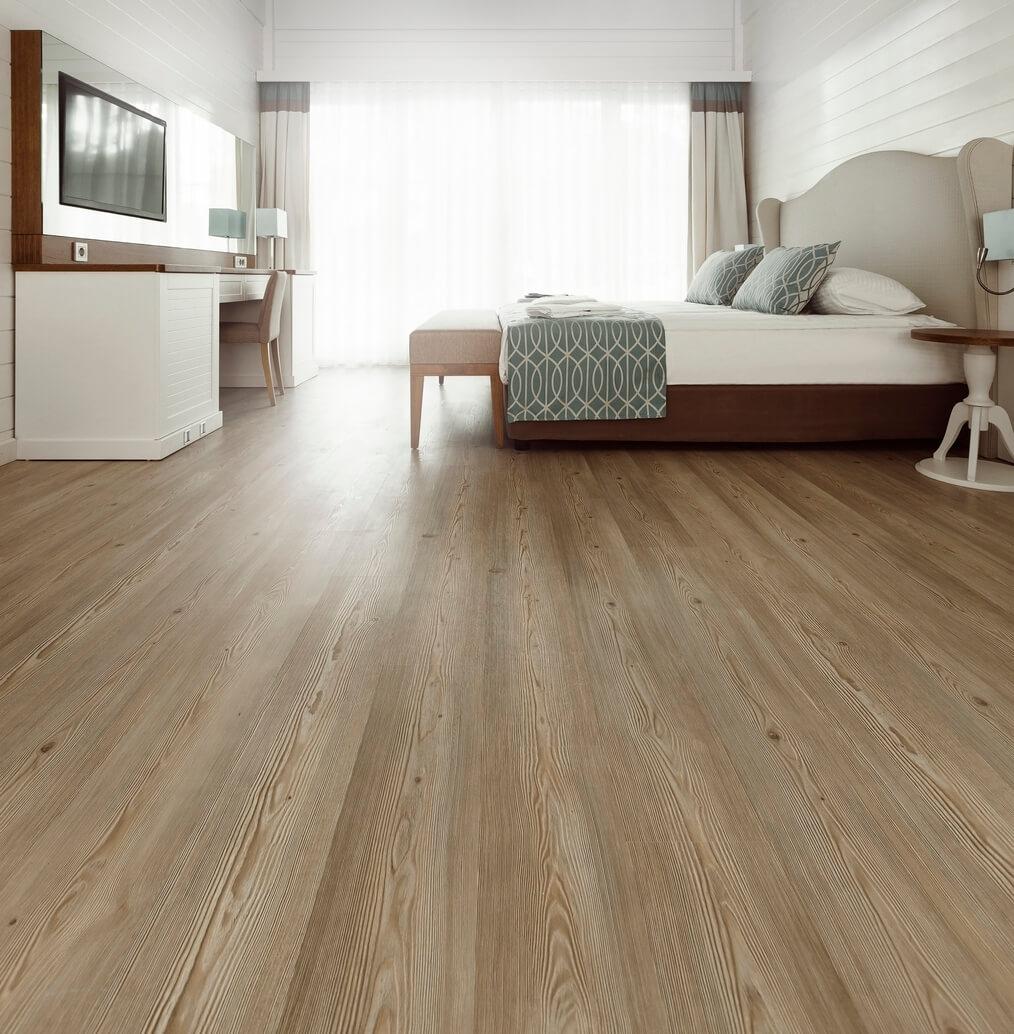 pavimenti e rivestimenti SVAI_laminato camera da letto moderna