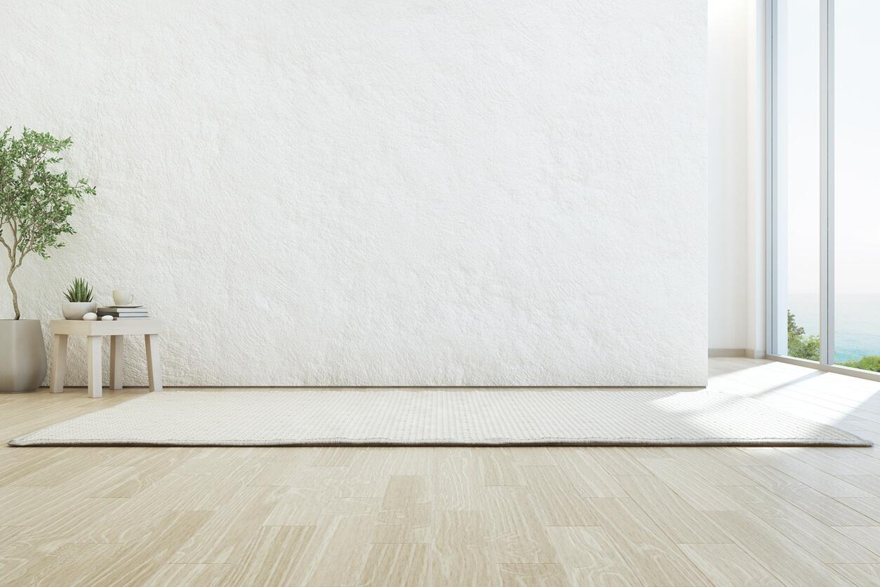 pavimenti e rivestimenti SVAI_parquet chiaro casa moderna