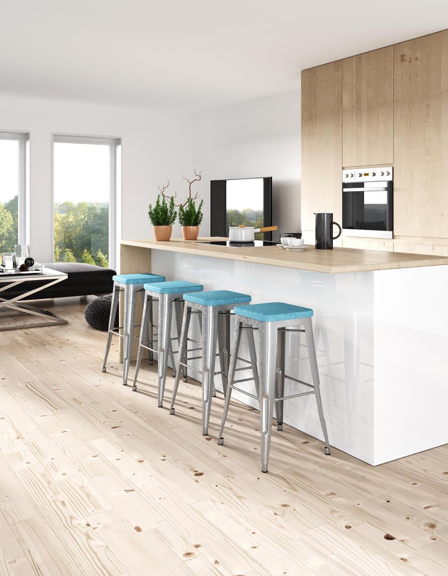pavimenti e rivestimenti SVAI_parquet moderno sbiancato