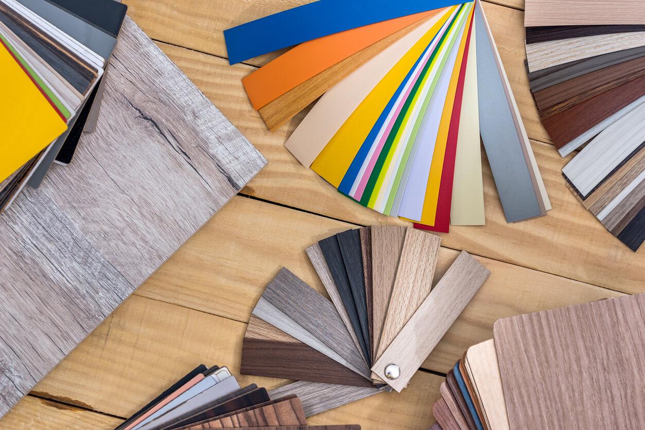 pavimenti e rivestimenti SVAI_pvc campioni colori