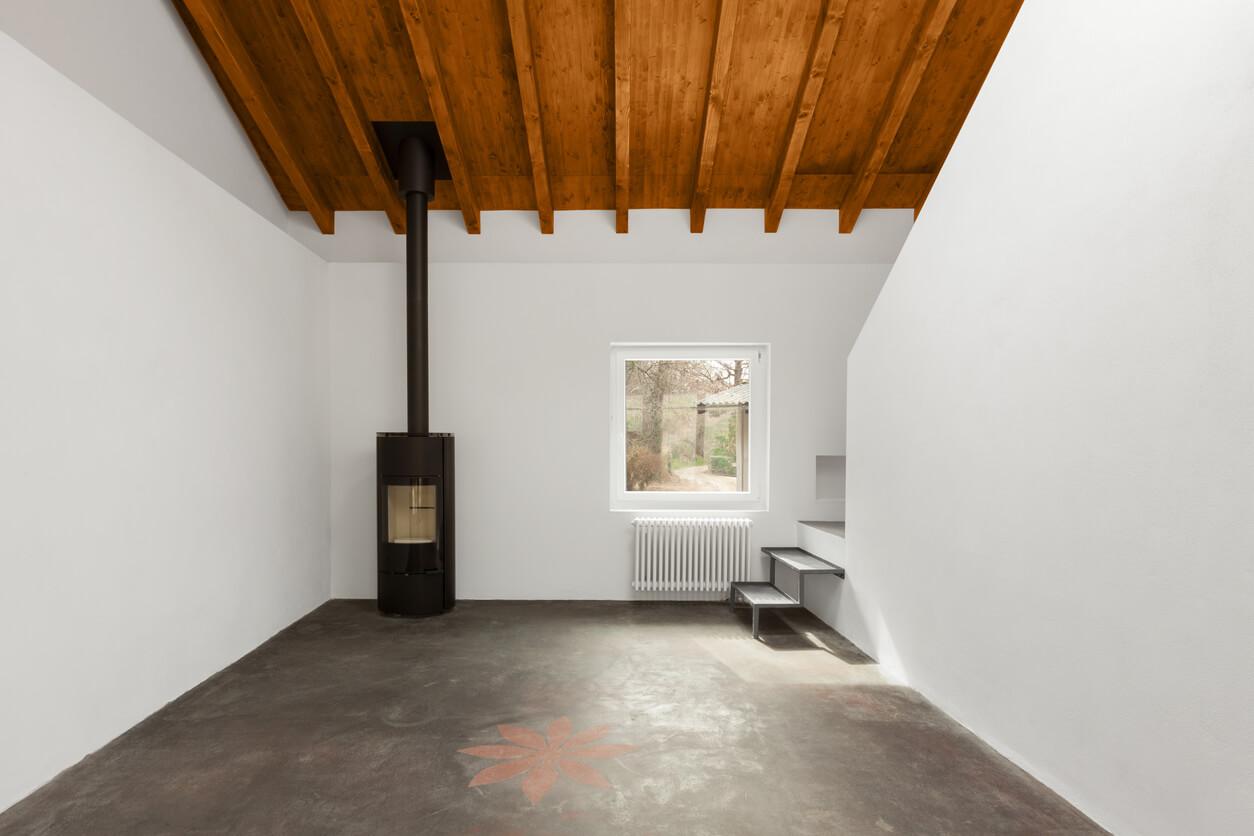 pavimenti e rivestimenti SVAI_resina scura casa moderna