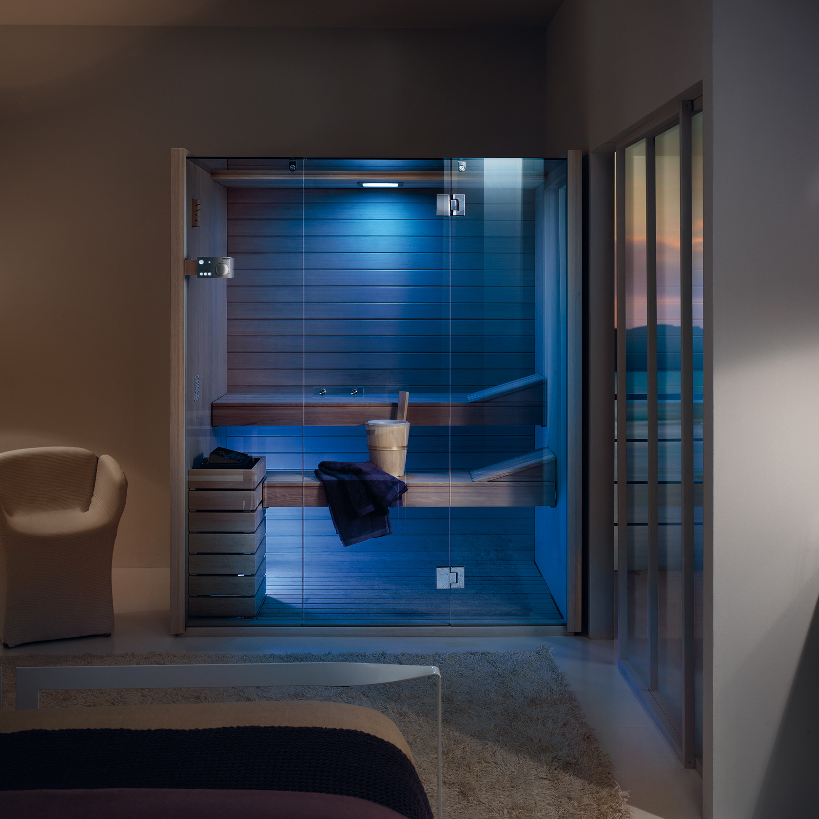 SVAI Wellness cabina SPA