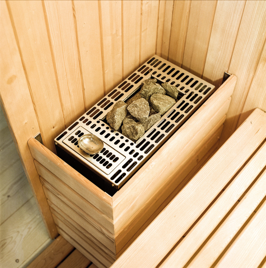SVAI Wellness cabina sauna spa