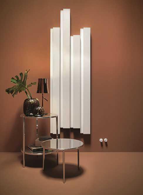 SVAI_termosifone radiatore moderno di design modulare rettangolare _bianco