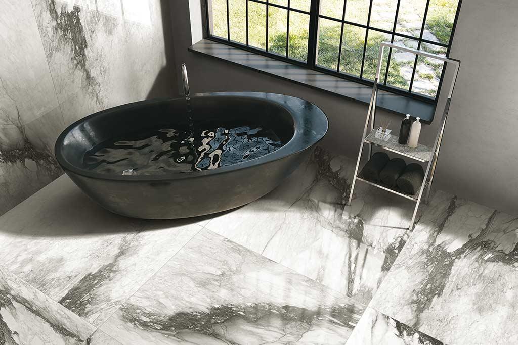 pavimenti e rivestimenti SVAI_gres porcellanato ceramica effetto marmo