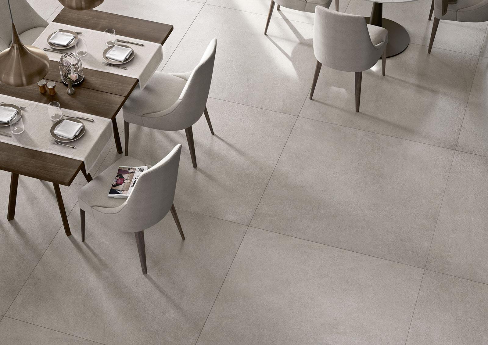 pavimenti e rivestimenti SVAI_gres porcellanato chiaro